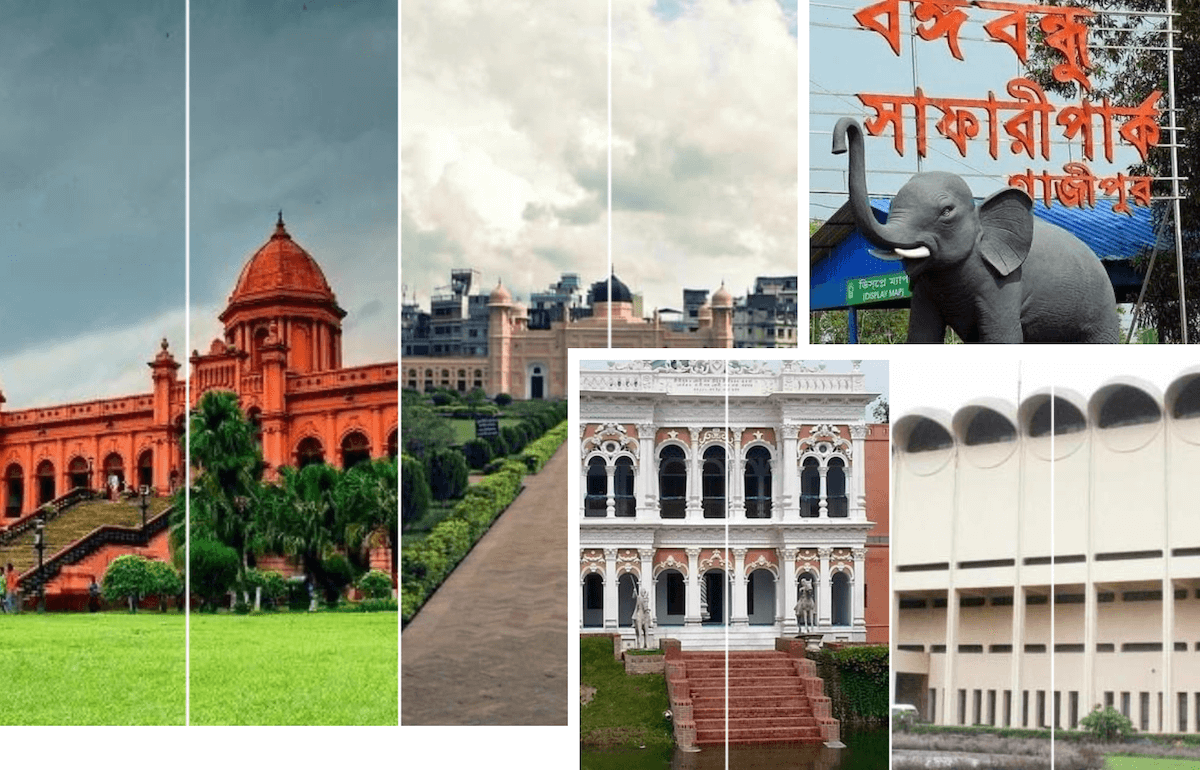 20 Best Places to Visit in Dhaka Division