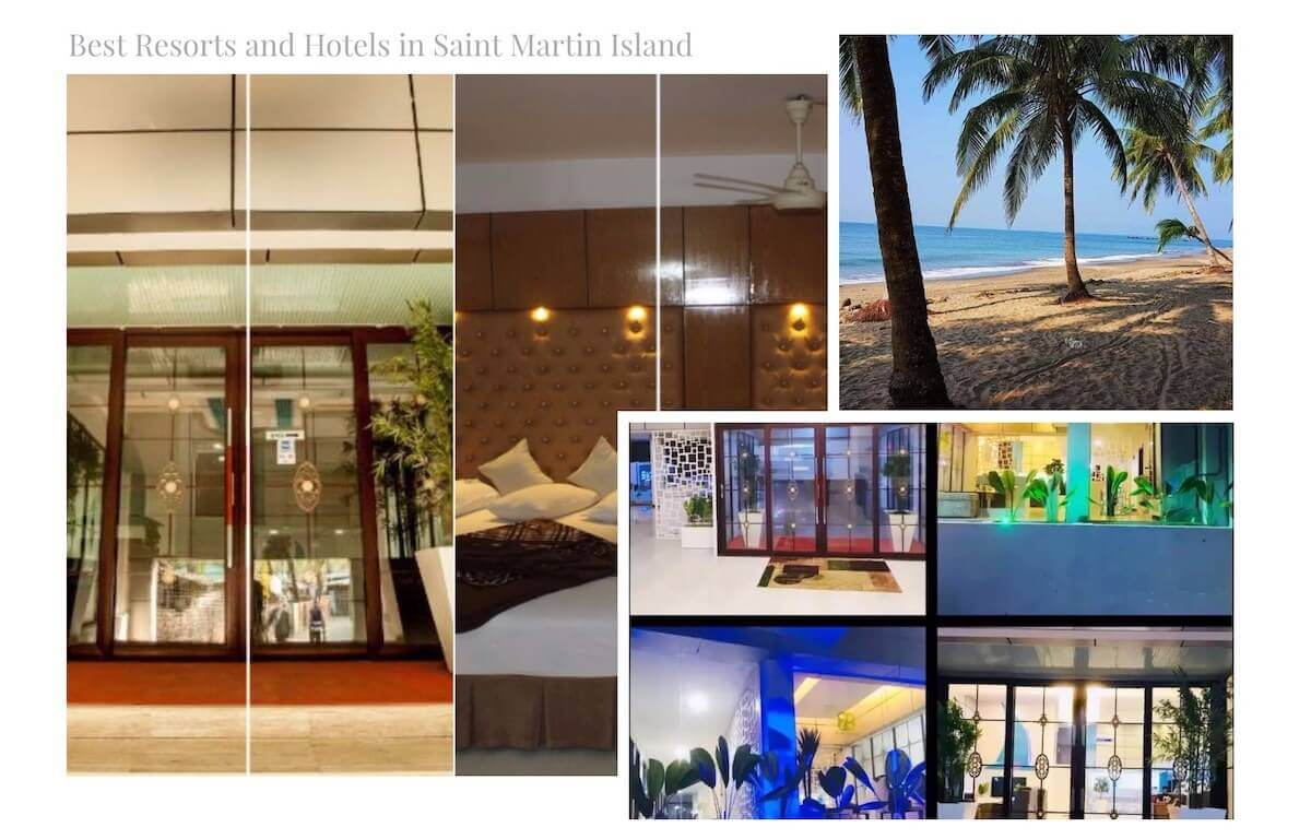 11 Best Resorts and Hotels in Saint Martin Island